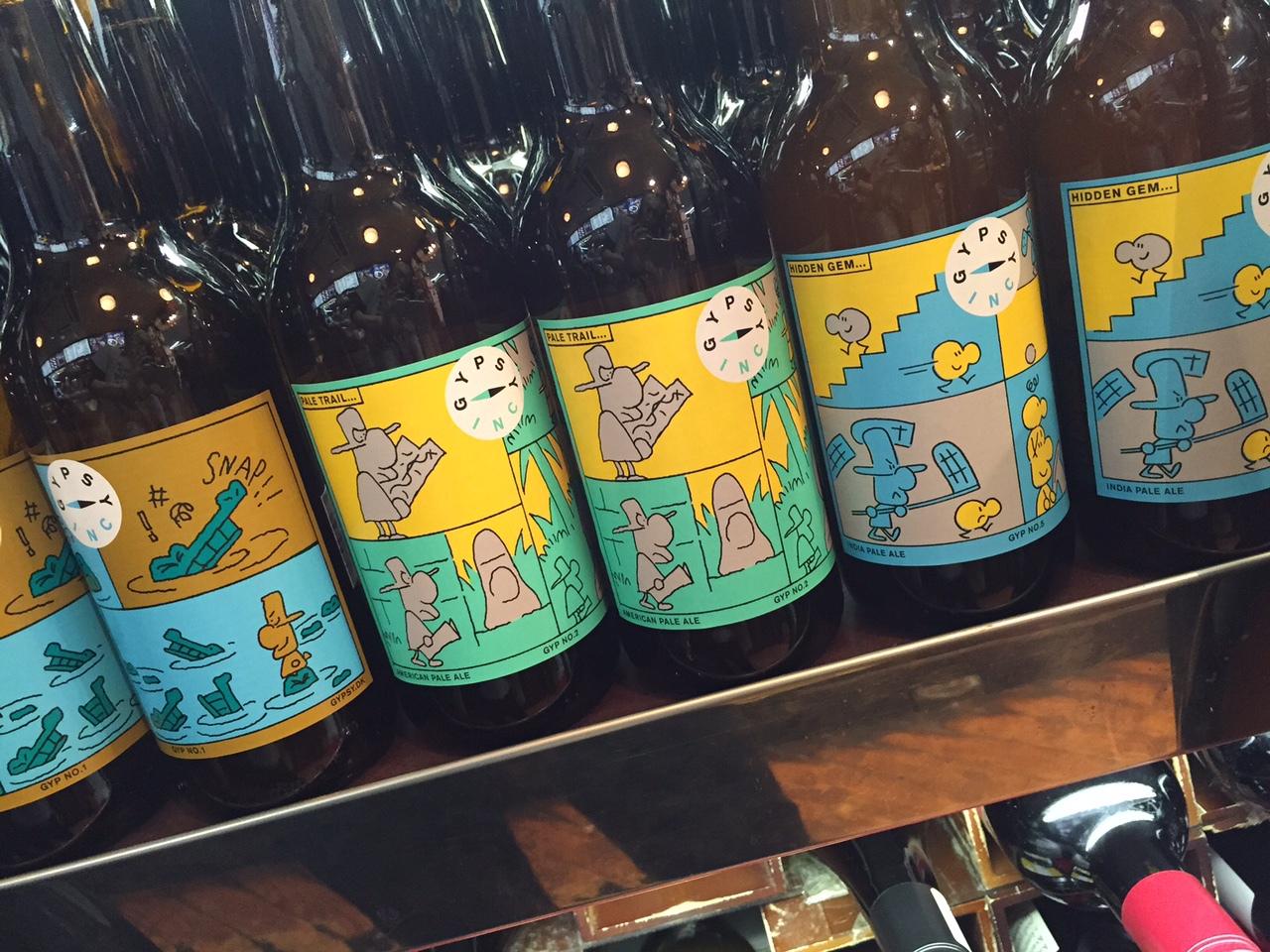 【NEW!】ミッケラーからボトルビア3種登場!ベルギーで造られたジャンルにとらわれないバランスと飲みやすさを追求する新しいビールが誕生♪新世界へ♪_c0069047_16454642.jpg