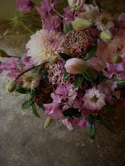 ピンクのご注文のお花たち。。。_a0229658_21235584.jpg