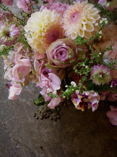 ピンクのご注文のお花たち。。。_a0229658_2126487.jpg
