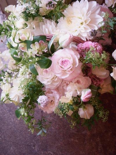 ピンクのご注文のお花たち。。。_a0229658_2141113.jpg