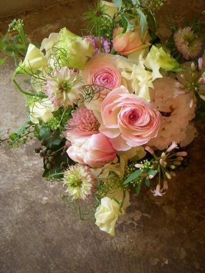 ピンクのご注文のお花たち。。。_a0229658_21454550.jpg