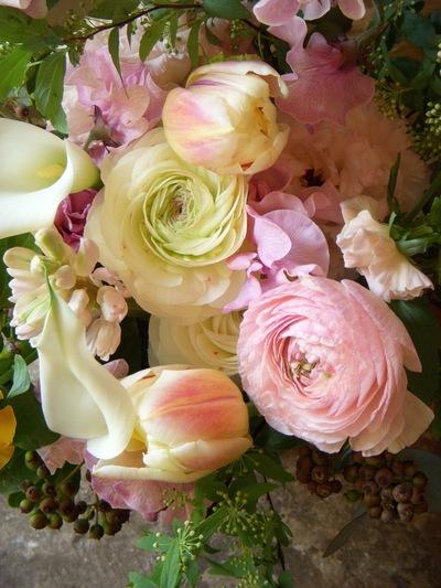 ピンクのご注文のお花たち。。。_a0229658_21463442.jpg