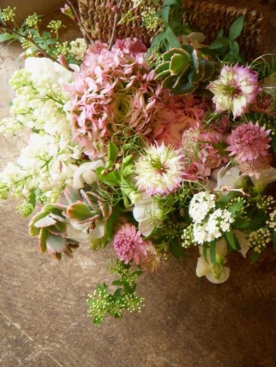 ピンクのご注文のお花たち。。。_a0229658_21474683.jpg