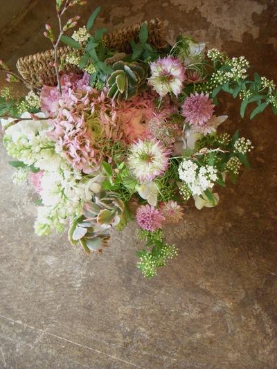 ピンクのご注文のお花たち。。。_a0229658_2148043.jpg