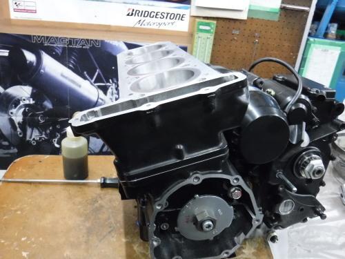 GPZ900Rエンジンオーバーホールの日・・・その5_a0163159_18312506.jpg
