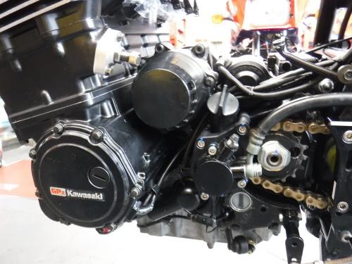 GPZ900Rエンジンオーバーホールの日・・・その5_a0163159_18420506.jpg