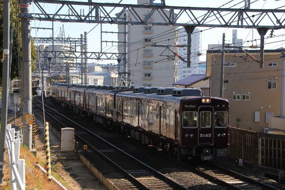阪急・阪神1dayパスで行く雲雀ケ丘の旅!_d0202264_7182421.jpg