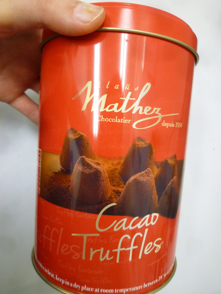 Mathez(マセズ)Truffes Fantaisie_c0152767_21402616.jpg