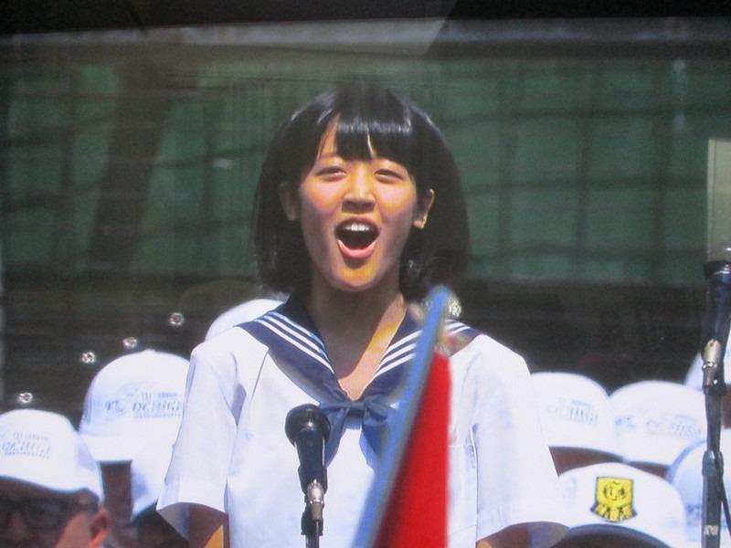 大会歌独唱! 2015夏の高校野球栃木県大会 _b0187479_9101233.jpg