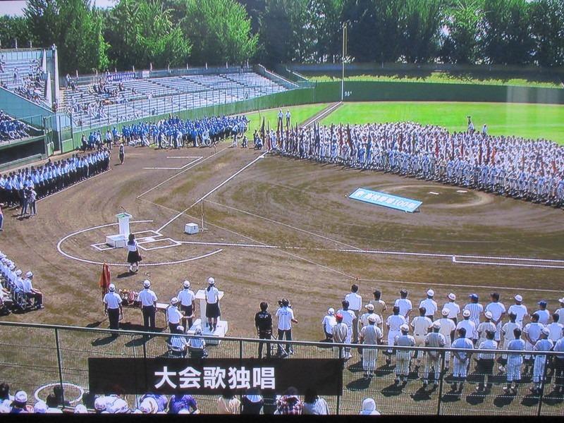 大会歌独唱! 2015夏の高校野球栃木県大会 _b0187479_962949.jpg