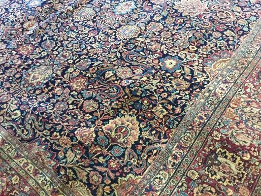 モハンさんの絨毯展_c0256701_9392678.jpg