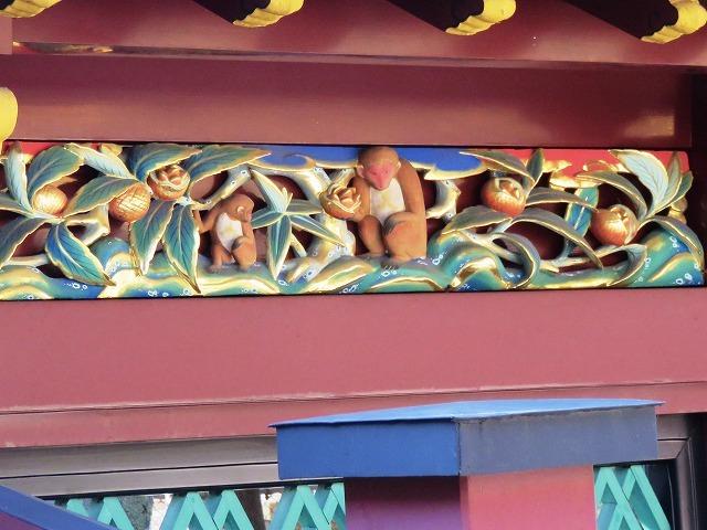 上野東照宮の社殿と透塀_c0187004_09261778.jpg