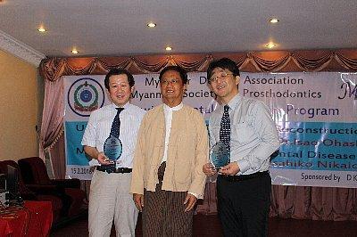 ヤンゴン(ミャンマー)で講演_e0279107_18594483.jpg