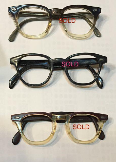 2/11(木)入荷!60s〜B&L、アメリカンオプティカル眼鏡フレーム!_c0144020_1405348.jpg