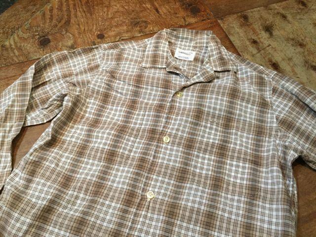 2月20日(土)入荷!60s Penny\'s Towncraft shirts!_c0144020_1583846.jpg