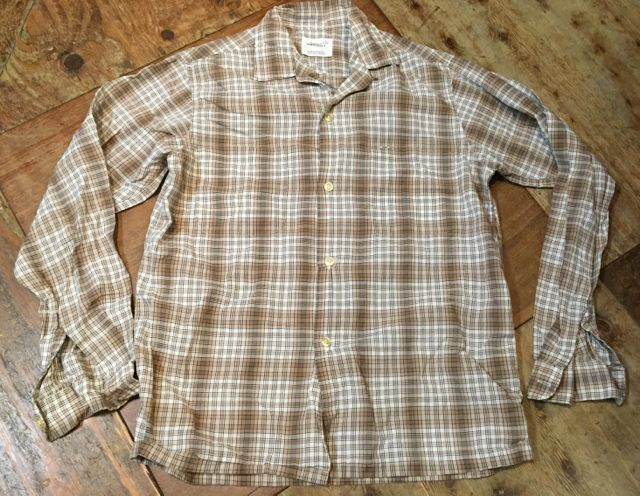 2月20日(土)入荷!60s Penny\'s Towncraft shirts!_c0144020_1584487.jpg