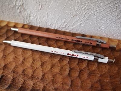 2/19 OHTO木軸シャープペン&SIERRA 木軸ボールペン再入荷しました_f0325437_16590459.jpg