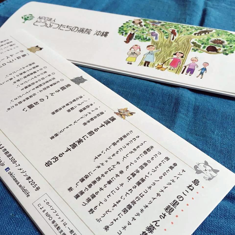 どうぶつたちの病院沖縄の広報タペストリー_c0191542_13315176.jpg