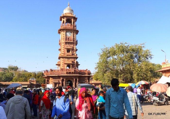 インド・ラジャスタンの旅 8  サダル・バザール_a0092659_10365214.jpg