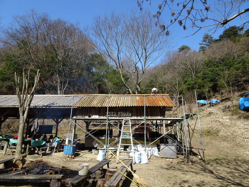 北尾根新山道は「ヤマモモの道」とネーミング in 孝子の森     by     (TATE-misaki)_c0108460_19425129.jpg