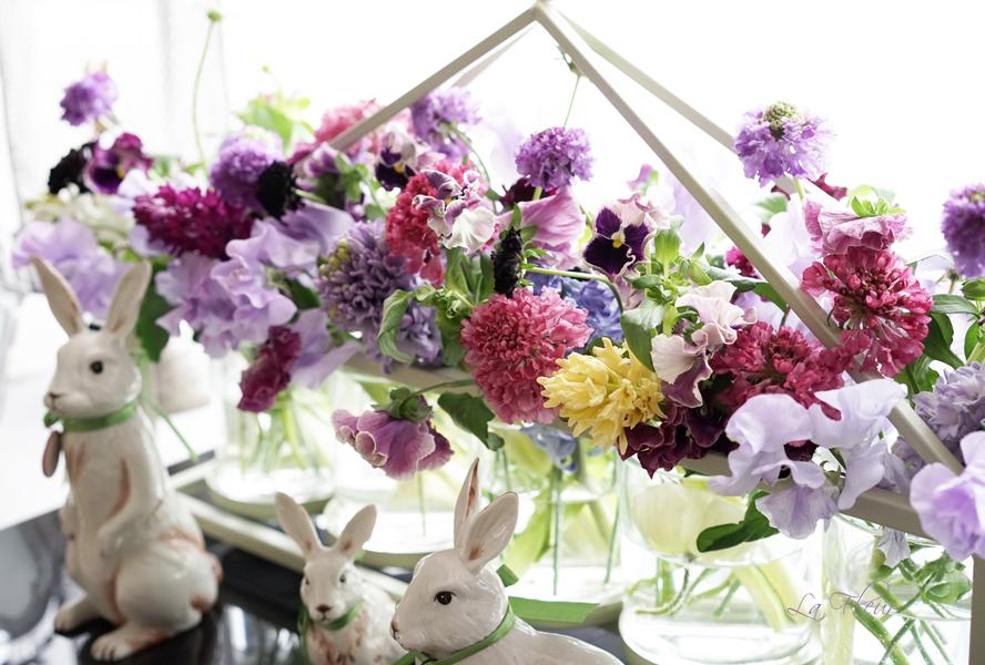 お出迎えのお花たち♪_f0127281_21205051.jpg