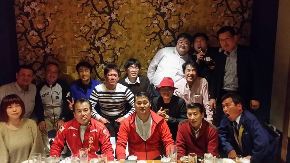 我々大切な仲間、柳憲ちゃんが土佐活魚料理「柳憲」を移転大オープン。_c0186691_1345524.jpg
