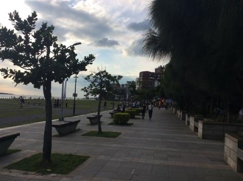 麗しの島 台湾旅行 367 淡水から八里へ その1_e0021092_12363418.jpg