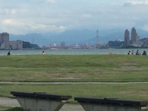 麗しの島 台湾旅行 367 淡水から八里へ その1_e0021092_12374882.jpg
