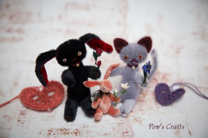 LOVE FOR LOVE  展示風景_c0203401_1374132.jpg