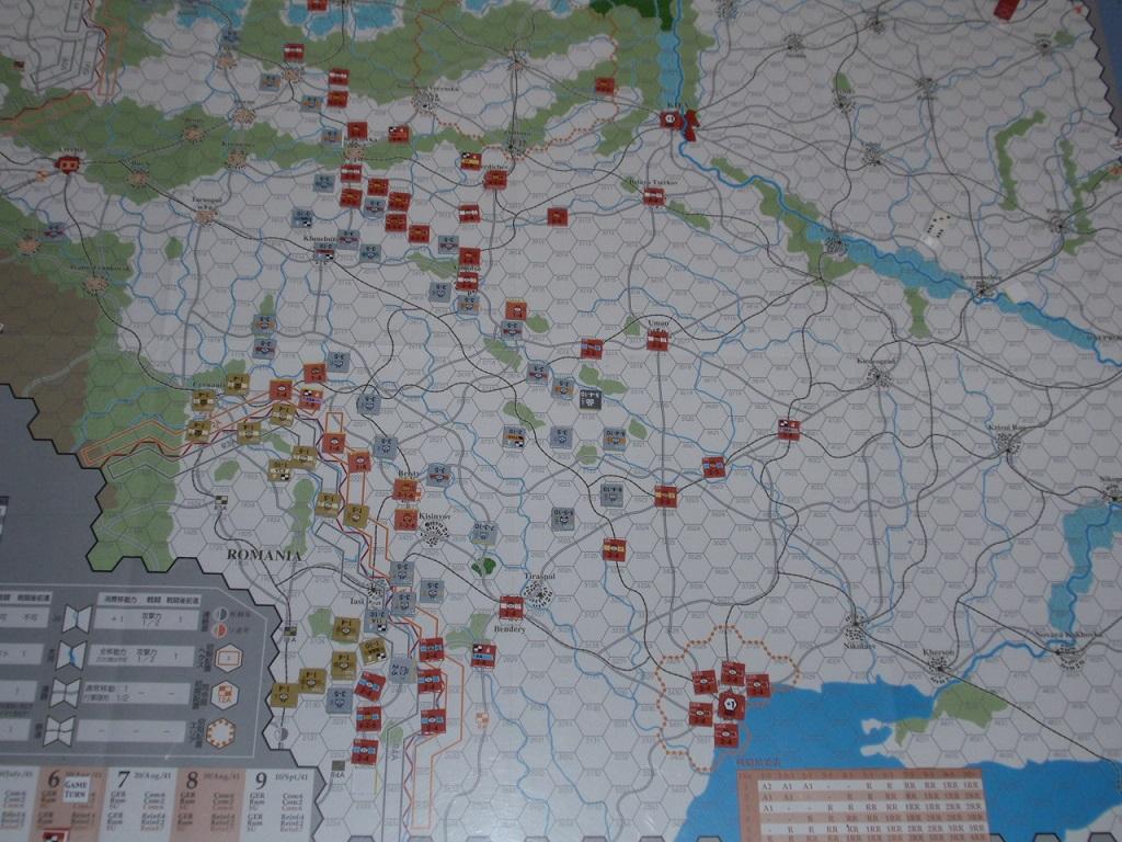 GJ「激闘!キエフ電撃戦」を対戦_b0162202_18155243.jpg