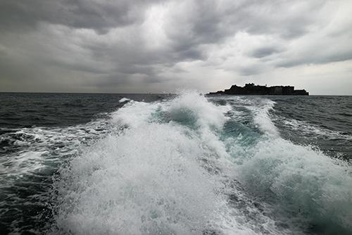 初めての長崎、軍艦島へ行ってきた!_b0194208_0365413.jpg