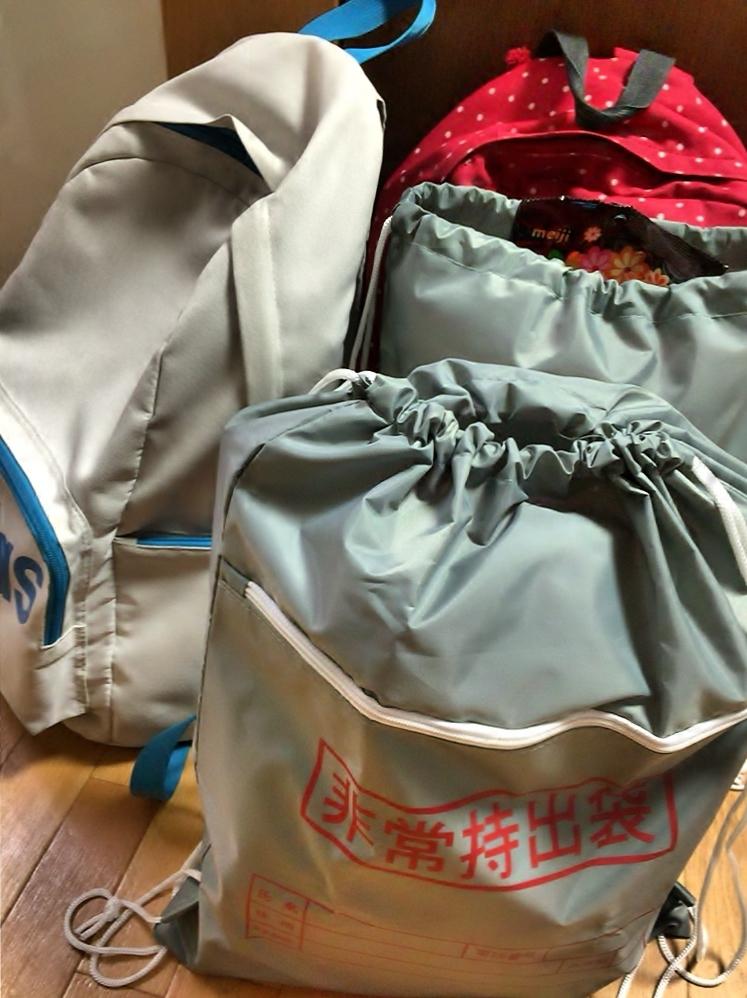 非常用持ち出し袋の準備オッケー_e0347725_20540223.jpg