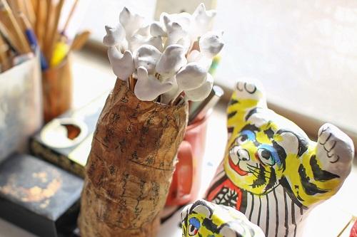 杉原紙と須磨張り子 桃の節句のお飾り pop-up shop開催中_e0295731_1652599.jpg