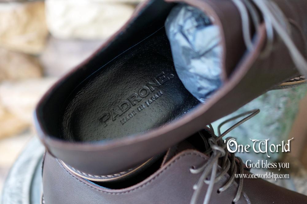 防水レザーな革靴_a0155932_13392748.jpg