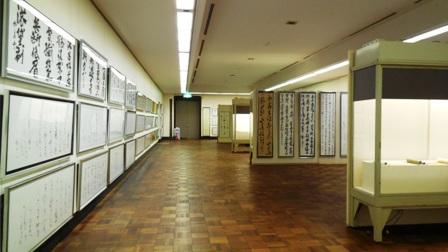 作業日誌(改組新第2回日展大阪展搬入陳列作業)_c0251346_19593437.jpg