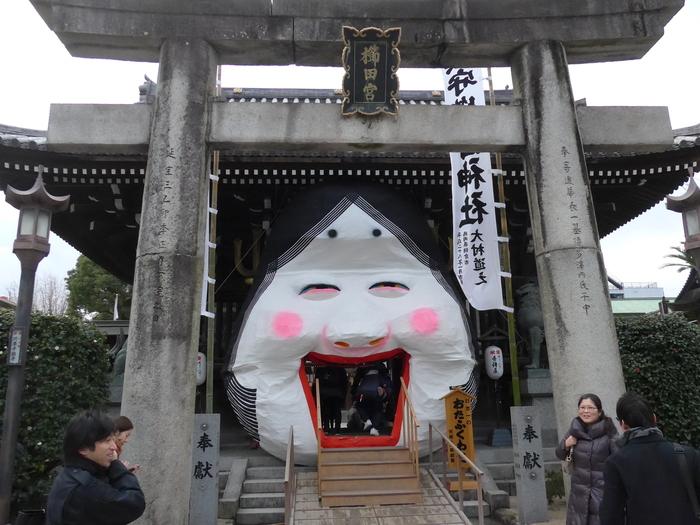 福岡「櫛田神社」へ行く。_f0232060_23361278.jpg