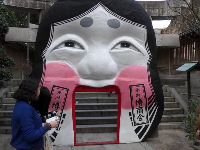福岡「櫛田神社」へ行く。_f0232060_23365849.jpg