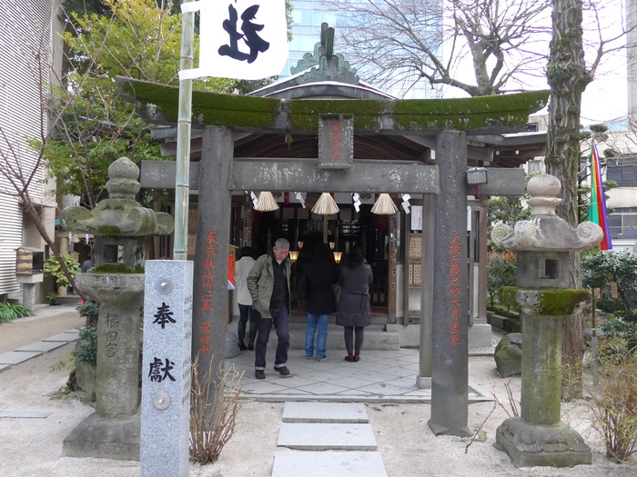 福岡「櫛田神社」へ行く。_f0232060_2357333.jpg