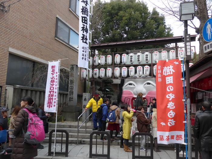 福岡「櫛田神社」へ行く。_f0232060_2358217.jpg