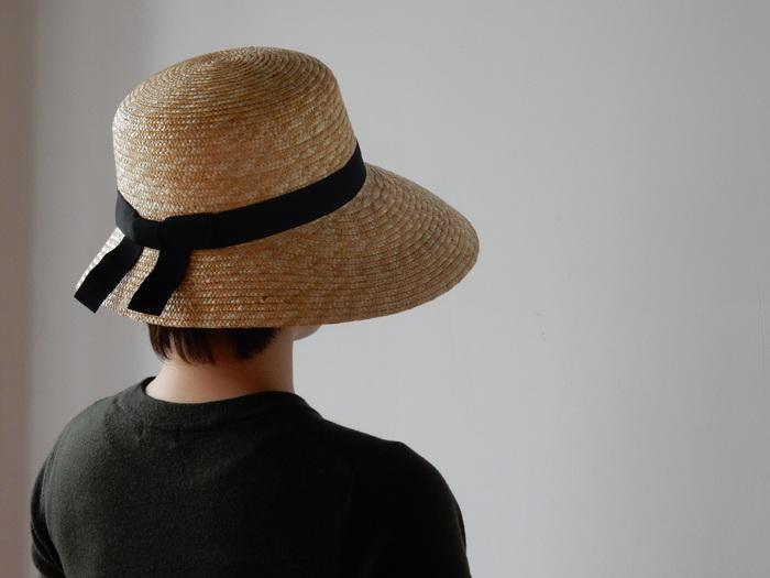 CLASKAの麦わら帽子。_a0025778_14522735.jpg