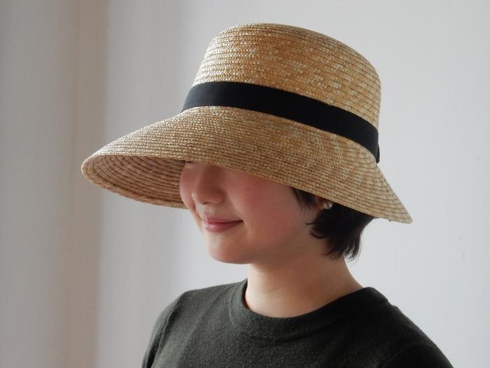 CLASKAの麦わら帽子。_a0025778_14524891.jpg