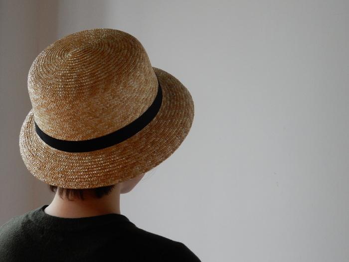 CLASKAの麦わら帽子。_a0025778_14531260.jpg