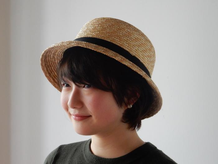 CLASKAの麦わら帽子。_a0025778_14533176.jpg