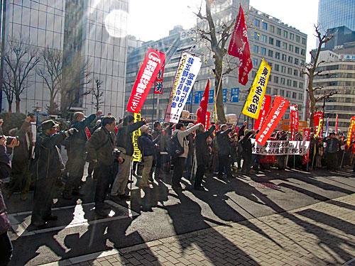 東京総行動 朝鮮学校で学ぶ権利を 原発反対 戦争反対_a0188487_17145114.jpg