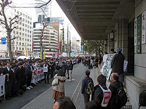 東京総行動 朝鮮学校で学ぶ権利を 原発反対 戦争反対_a0188487_1715779.jpg