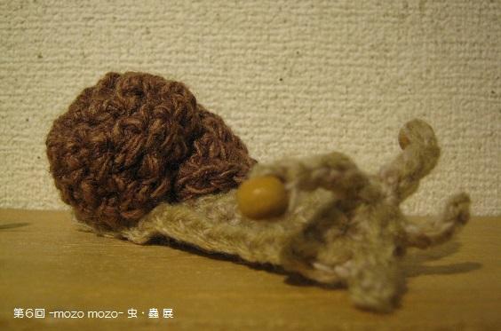 第6回 -mozo mozo- 虫・蟲 展 その6_e0134502_20334045.jpg