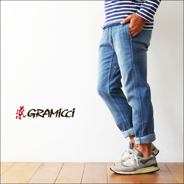 GRAMICCI [グラミチ] DENIM NN-PANTS [GMP-16S010] MEDIUM USED  [MEN\'S]_f0051306_19355614.jpg