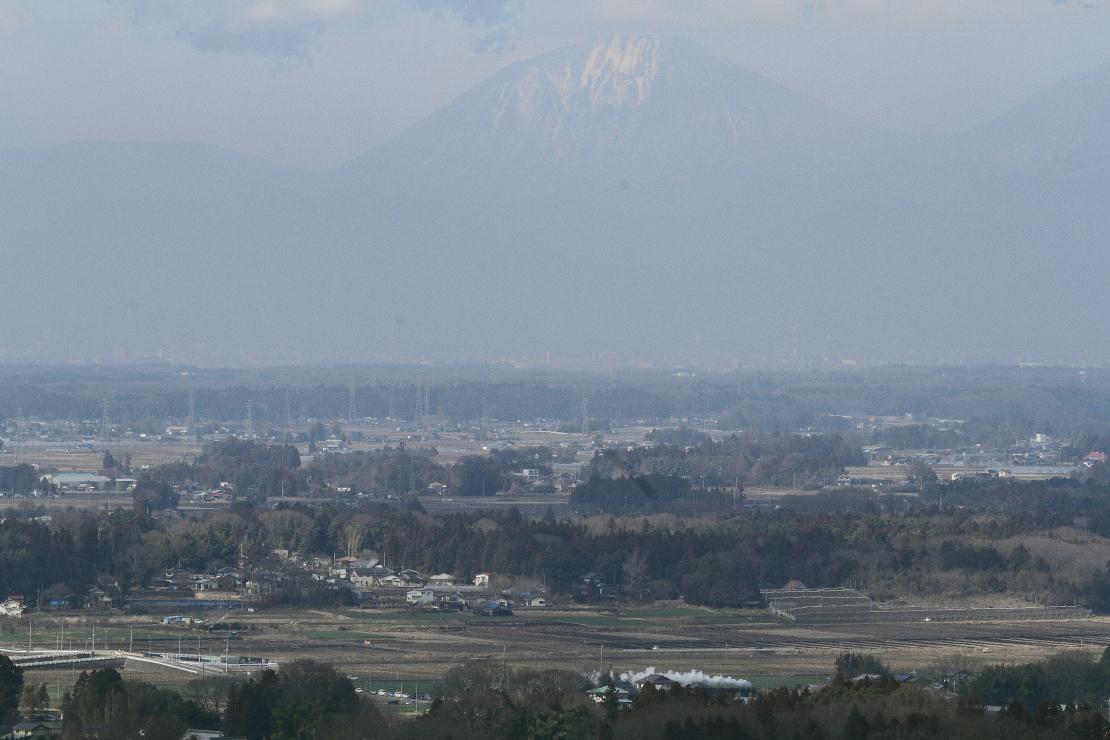 山は見えたけど… - 2016年冬・真岡 -   _b0190710_22341053.jpg