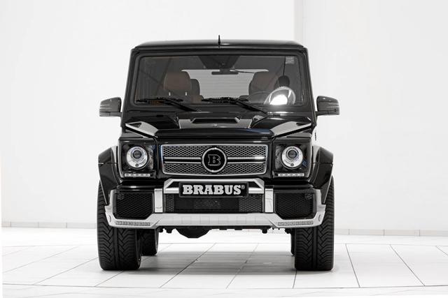 BRABUS G500 SWB。_d0168411_18294546.jpg