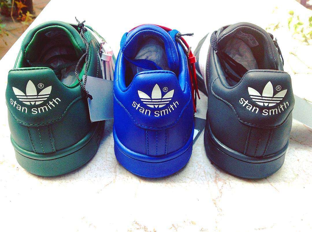 adidas by RAF SIMONS SS16 New STANSMITH !!_e0275122_18103587.jpg
